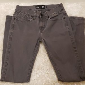 RSQ Jeans Gray London Skinny